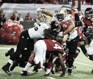 Los Saints ganaron a los peores Falcons de los últimos años