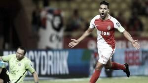 El Mónaco remonta con goleada en la vuelta de Falcao