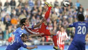Getafe-Atlético de Madrid: puntuaciones del Getafe, jornada 30