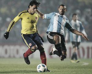 Argentina - Colombia: dar el todo por el todo y llegar a 'semis'