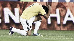 Colombia ganó y el 'Tigre' volvió al gol