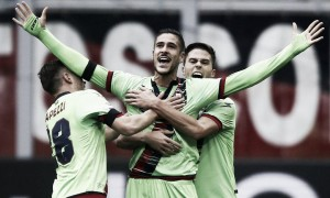Crotone: contro il Milan, una sfida che può decidere una stagione