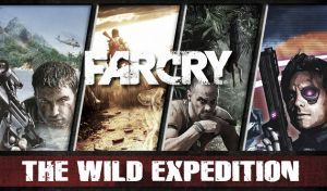 Ya disponible Far Cry Wild Expedition en Europa