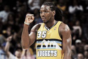 Faried renueva con Denver Nuggets por cuatro años