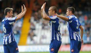 Canella y Kama Massampu, protagonistas en el Deportivo
