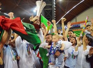 Italia tiene nuevo campeón