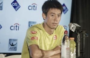 """Nishikori: """"Chung é completo. É bom haver outro asiático no topo"""""""