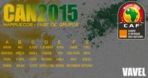 Definidos los grupos clasificatorios de la próxima Copa Africana de Naciones