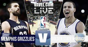 Resultado Memphis Grizzlies vs Golden State Warriors Playoffs 2015 (99-89)