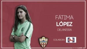 La UD Almería incorpora a una nueva jugadora para el femenino