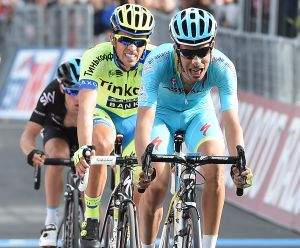 Previa   Giro de Italia 2015: 8ª etapa, Fiuggi - Campitello Matese