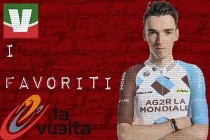 Vuelta 2017, i favoriti: Romain Bardet