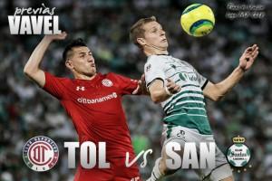 Previa Toluca - Santos: a un paso del título