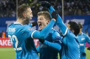 Ligue des champions : Zenith Saint-Petersbourg -Valence à revivre minute par minute