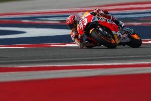 MotoGp - Marquez trionfa ad Austin! 2° Rossi, Vinales out