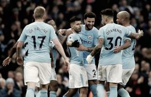 Resumen Newcastle 0-1 Manchester City en Premier League 2017