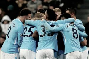 Resumen Manchester City 4-1 Burnley en FA Cup 2018