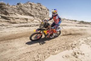 Dakar 2018 - Price e Benavides attaccano, Walkner controlla