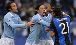 Lazio given helping hand in scudetto hunt