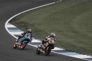 Carrera de Moto3 del GP de Indianápolis 2014 en vivo y en directo online