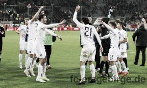 Fortuna Düsseldorf 2-3 FC Erzgebirge Aue: Wonderful Wood seals crucial three points for Aue
