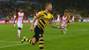 Risveglio Borussia, battuto l'Augsburg