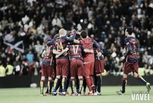 FC Barcelona - Getafe CF, puntuaciones jornada 29ª jornada de la liga BBVA