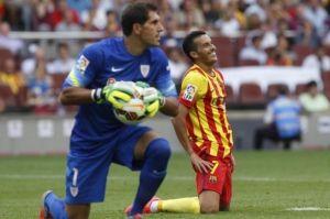 FC Barcelona - Athletic Club: puntuaciones FC Barcelona