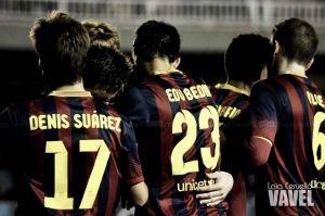 FC Barcelona 'B' - Real Murcia: puntuaciones del FC Barcelona 'B', jornada 39