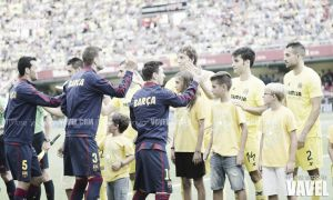 FC Barcelona - Villarreal CF: la final pasa por el Camp Nou