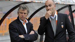 Loïc Féry n'a pas encore discuté avec Christian Gourcuff de son avenir