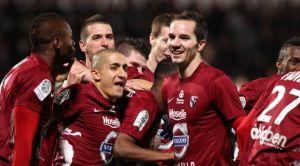 Metz retrouve la Ligue 1