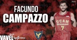Facundo Campazzo: Otro año de Show en Murcia