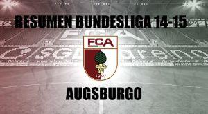 Resumen temporada 2014/2015 del Augsburgo: al fin llega el premio