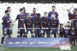 FC Barcelona - Athletic de Bilbao: puntuaciones del Barça, jornada 29 de LaLiga Santander