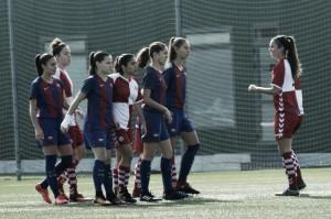"""Segunda División Femenina: el Barcelona """"B"""" alcanza el liderato"""