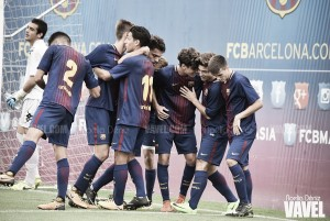 Previa FCB Juvenil A - Olympiacos FC: un golpe de líder