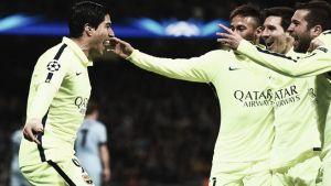 Vestirse del mejor Barça