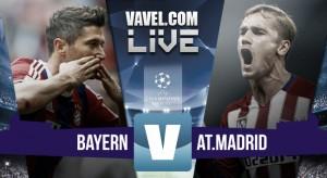 Bayern Munich vs Atlético Madrid Live Stream Score Commentary in UEFA Champions League 2016
