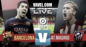 Barcelona 2-1 Atletico Madrid: As it happened