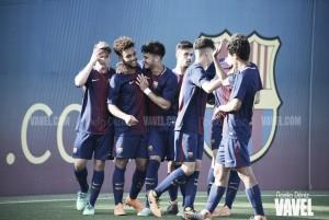 El Juvenil B avanza a las semifinales de la Copa Catalunya