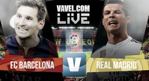 Barcelona vs Real Madrid en vivo (2-1)