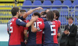 El Cagliari se impone a la Fiorentina