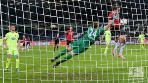 Hannover 96 3-2 1. FC Heidenheim: Sarenren Bazee stars in vital win for die Roten