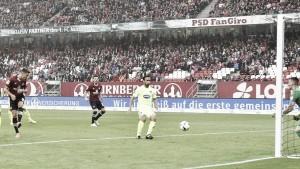 1. FC Nürnberg 1-1 1. FC Heidenheim: Thomalla free-kick secures a point for FCH