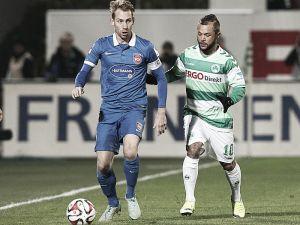 Greuther Fürth 0-0 FC Heidenheim: Spoils shared in hard-fought draw