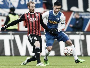 FC Ingolstadt 3-0 VfL Bochum: Luthe powerless to stop on-song Schanzer