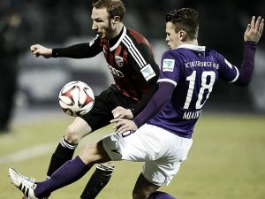 Erzgebirge Aue 0-3 FC Ingolstadt 04: Second half show gives Schanzer three points