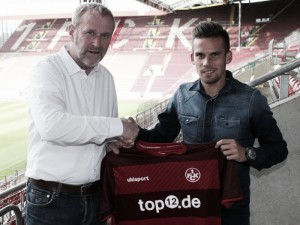 Jacques Zoua and Zoltan Stieber seal a double deal at 1. FC Kaiserslautern
