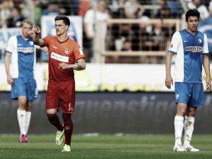 VfL Bochum 0-2 1. FC Kaiserslautern: Roten Teufel make hardwork of win